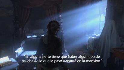 Rise of the Tomb Raider - Tráiler español de lanzamiento 20 Aniversario