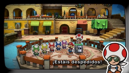 Paper Mario: Color Splash - Rescue V Episodio 7: ¡Larga Vida a Rescue V!