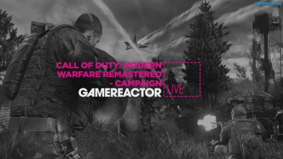 CoD: Modern Warfare Remastered - Replay del Livestream