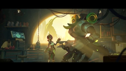 Overwatch - Orisa Origin Story