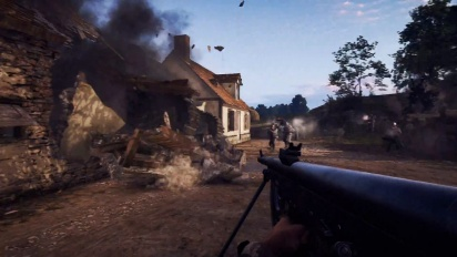 Battlefield 1 - They Shall Not Pass Trailer