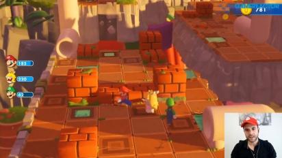 Mario + Rabbids Kingdom Battle - Replay del livestream avanzado