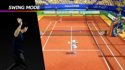 Mario Tennis Aces - Nintendo Direct presentation