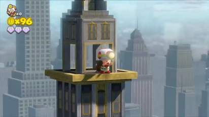 Captain Toad: Treasure Tracker - Switch and 3DS Reveal Trailer