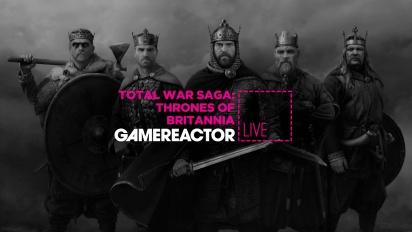 Total War Saga: Thrones of Britannia - Replay del Livestream