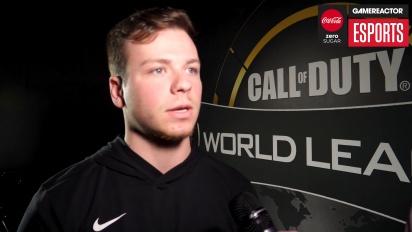 CWL Anaheim 2018 - Entrevista a Gravity