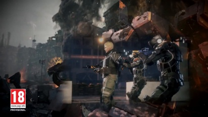 Left Alive - State of the World Trailer