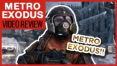 Metro Exodus - Review en vídeo