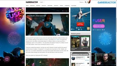 GRTV News - Cyberpunk 2077 marca Récord de Jugadores