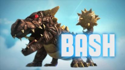 Skylanders Giants - conoce a los skylanders: Bash Trailer