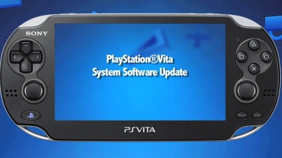 Playstation Vita - System Software Update Ver. 2.60