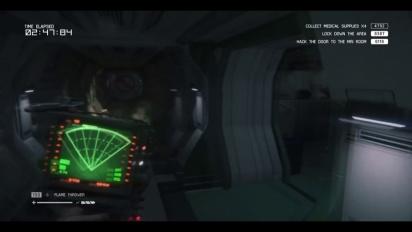 Alien: Isolation - Trauma Let's Play