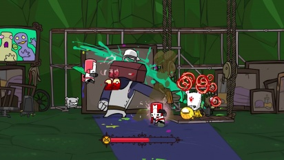 Castle Crashers Remastered Announcement Trailer