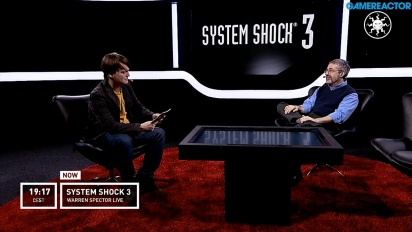 System Shock 3 - Entrevista a Warren Spector en Starstream