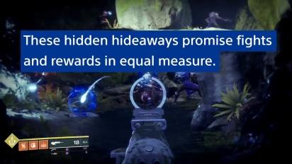 Destiny 2 - Explore Lost Sectors