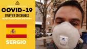 Gamereactor frente al Coronavirus: Sergio y la situación en Madrid