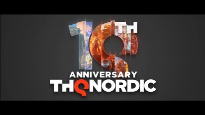 THQ Nordic 10 Aniversario - Presentación
