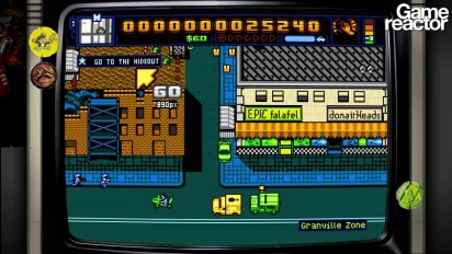 Retro City Rampage - gameplay primeros 10 minutos