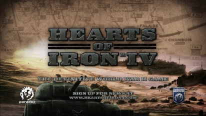 Hearts of Iron IV - Teaser Trailer