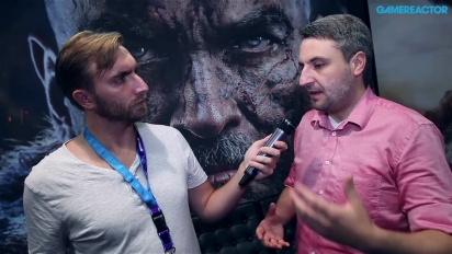 Lords of the Fallen - Entrevista a Tomasz Gop