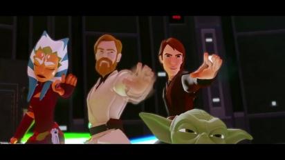 Disney Infinity 3.0: Play Without Limits - Tráiler español de lanzamiento