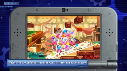Kirby: Planet Robobot - Tráiler español introductorio