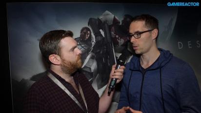 Destiny 2 - Entrevista a Mark Noseworthy