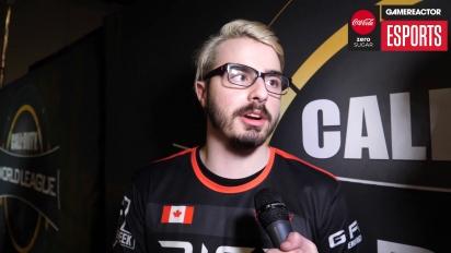 CWL Anaheim 2018 - Entrevista a Gunless, MVP del torneo