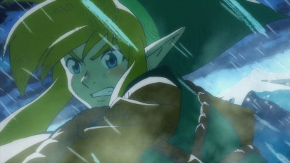 The Legend of Zelda: Link's Awakening - Tráiler de anuncio