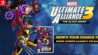 Marvel Ultimate Alliance 3: The Black Order - Haciendo equipo en Nintendo Switch (Contenido patrocinado #2)