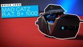 El Vistazo - Ratón R.A.T. 8+ 1000 Limited Edition