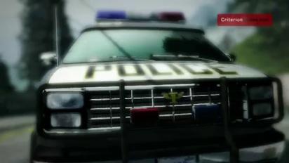 Burnout Paradise: Cops & Robbers - Launch Trailer