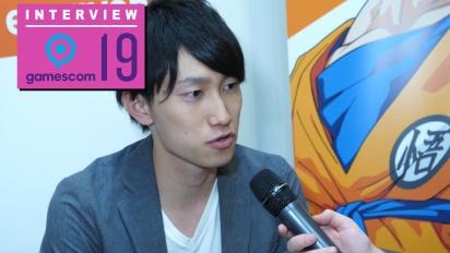 Dragon Ball Z: Kakarot - Entrevista a Ryosuke Hara