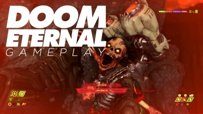 Doom Eternal - Gameplay modo historia