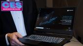 CES20 - Demostración del Acer Triton 500