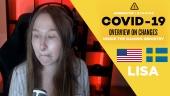 Gamereactor frente al Coronavirus: Lisa desde Estados Unidos #4