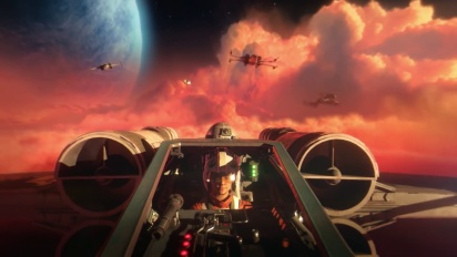 Star Wars: Squadrons - Pilots Wanted Reveal Trailer