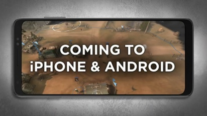 Company of Heroes : iPhone & Android trailer