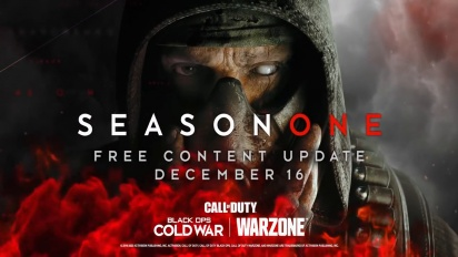 Call of Duty: Black Ops Cold War & Warzone - Season One Trailer