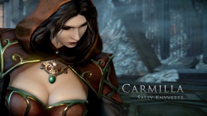 Castlevania: Lords of Shadow 2 - Dracula's Destiny Trailer