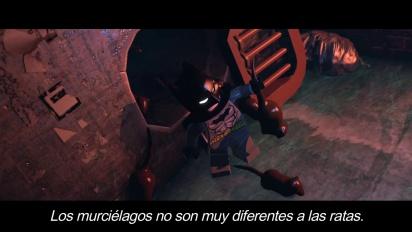 Lego Batman 3: Más allá de Gotham - Tráiler español de personajes famosos