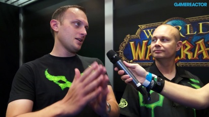 World of Warcraft: Legion - Entrevista