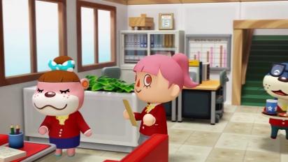 Animal Crossing: Happy Home Designer - Tráiler de crear casas