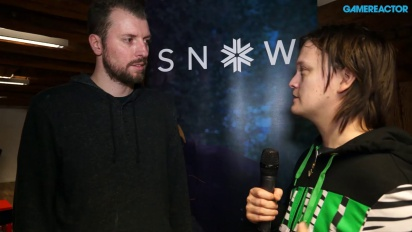 Snow - Thomas Joubert Interview