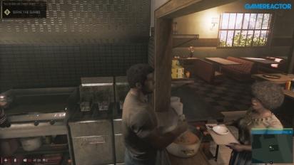 Mafia III - Gameplay Xbox One - Servir el quingombó y los gráficos de la sopa
