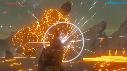 The Legend of Zelda Breath of the Wild - Cómo matar al Magmarok - Aventuras de Gamereactor