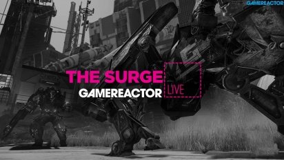 The Surge - Replay del Livestream