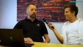 Razer Blade - Entrevista a Thomas Nielsen
