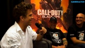 Call of Duty: Black Ops 4 PC - Entrevista en Dreamhack