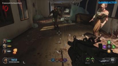 Call of Duty: Black Ops 4 - Gameplay Zombies: Voyage of Despair